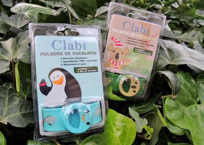 Clabi – polseres de citronel·la
