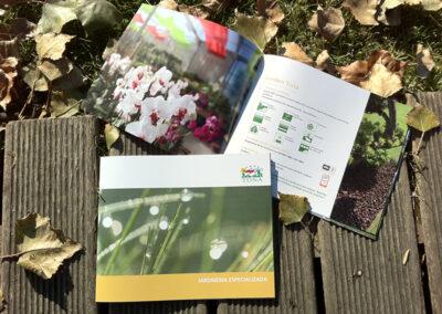 Garden Tona – catàleg corporatiu