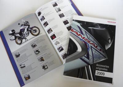 Catàleg d'accessoris Honda