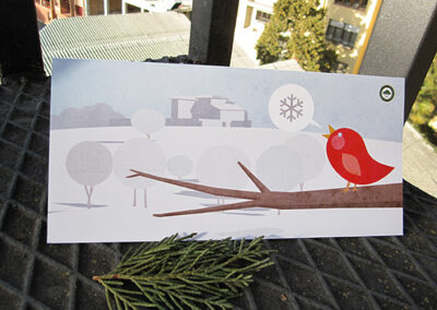 Golf Montanyà – Felicitació de Nadal