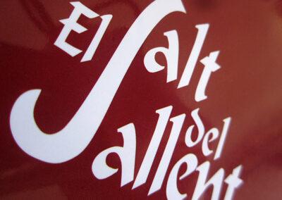 Salt del Sallent – catàleg corporatiu
